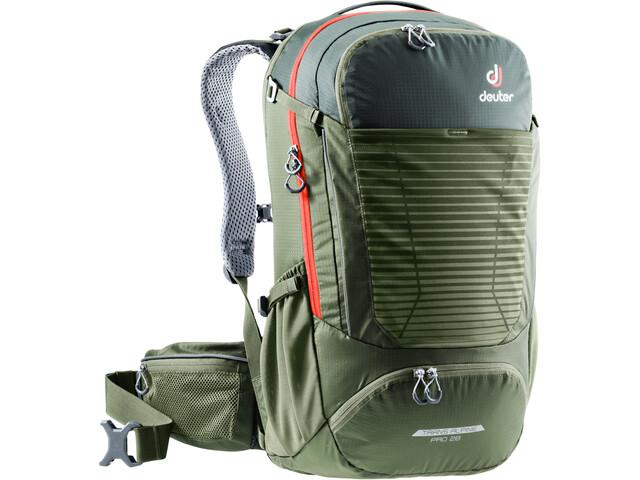 Farbbrillanz exquisites Design abholen Deuter Trans Alpine Pro 28 Backpack ivy/khaki